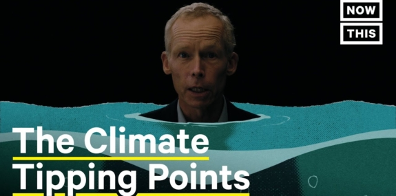 Scientist Johan Rockström Explains Earth's Climate Tipping Points