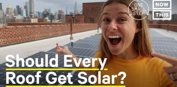 Should Every Rooftop Get Solar Panels?